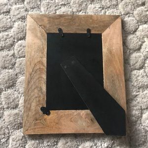 Multiple Accents - 3 Set Picture Frames Wood/Shell (3 for $10 Item)